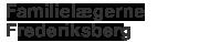 Familielægerne Frederiksberg Logo